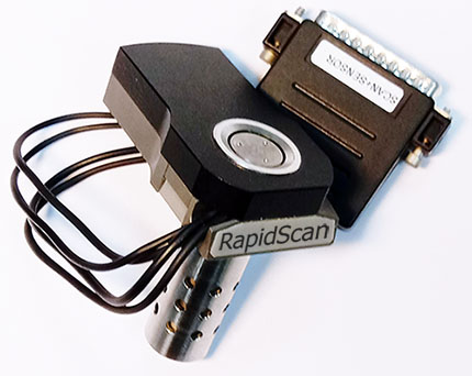 RapidScan™ technology is a combination of mechanical design and high-end digital electronical solutions which allows to speed up your AFM by an order of magnitude keeping 90 µm in-plane scaninng range.
