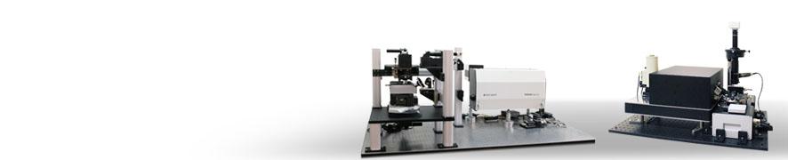 AFM-Raman-Nano-IR Systems